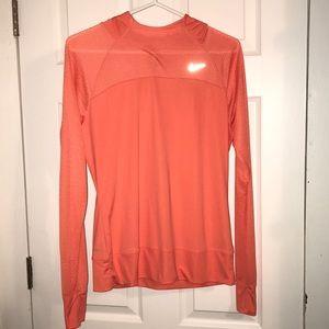 Nike Dri-Fit Long Sleeve Running Pullover